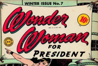EXCELSIOR !!!! <p>Episode 2 : Wonder Woman</p>
