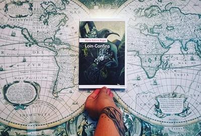 «Loin-Confins» de Marie-Sabine Roger