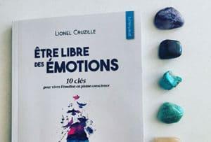 Chronique de «Être libre des émotions», de Lionel Cruzille