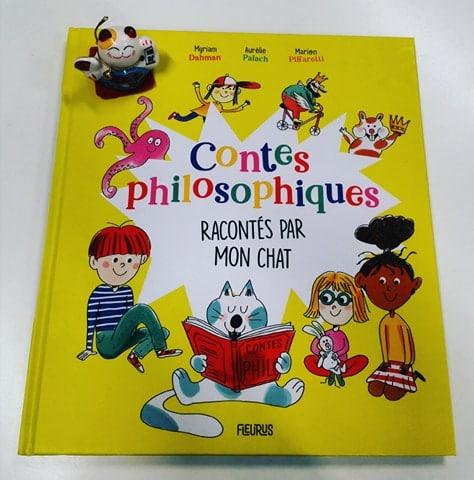 «Contes philosophiques racontés par mon chat» …