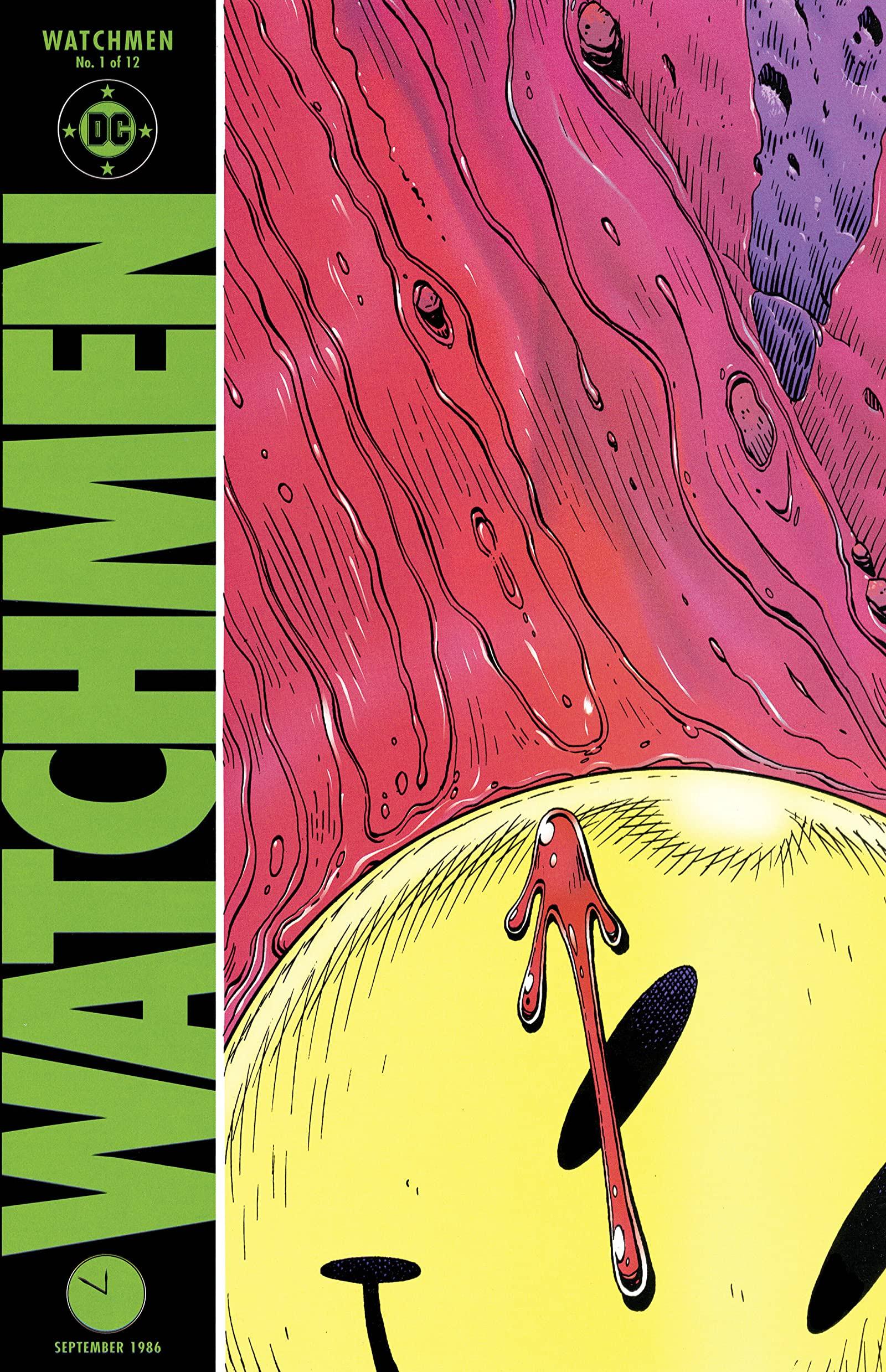 EXCELSIOR !!!! : Episode 7 : Watchmen