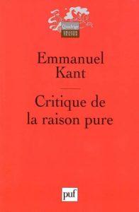 Journal d'un lecteur (15) ou la vie de Kant est un roman.