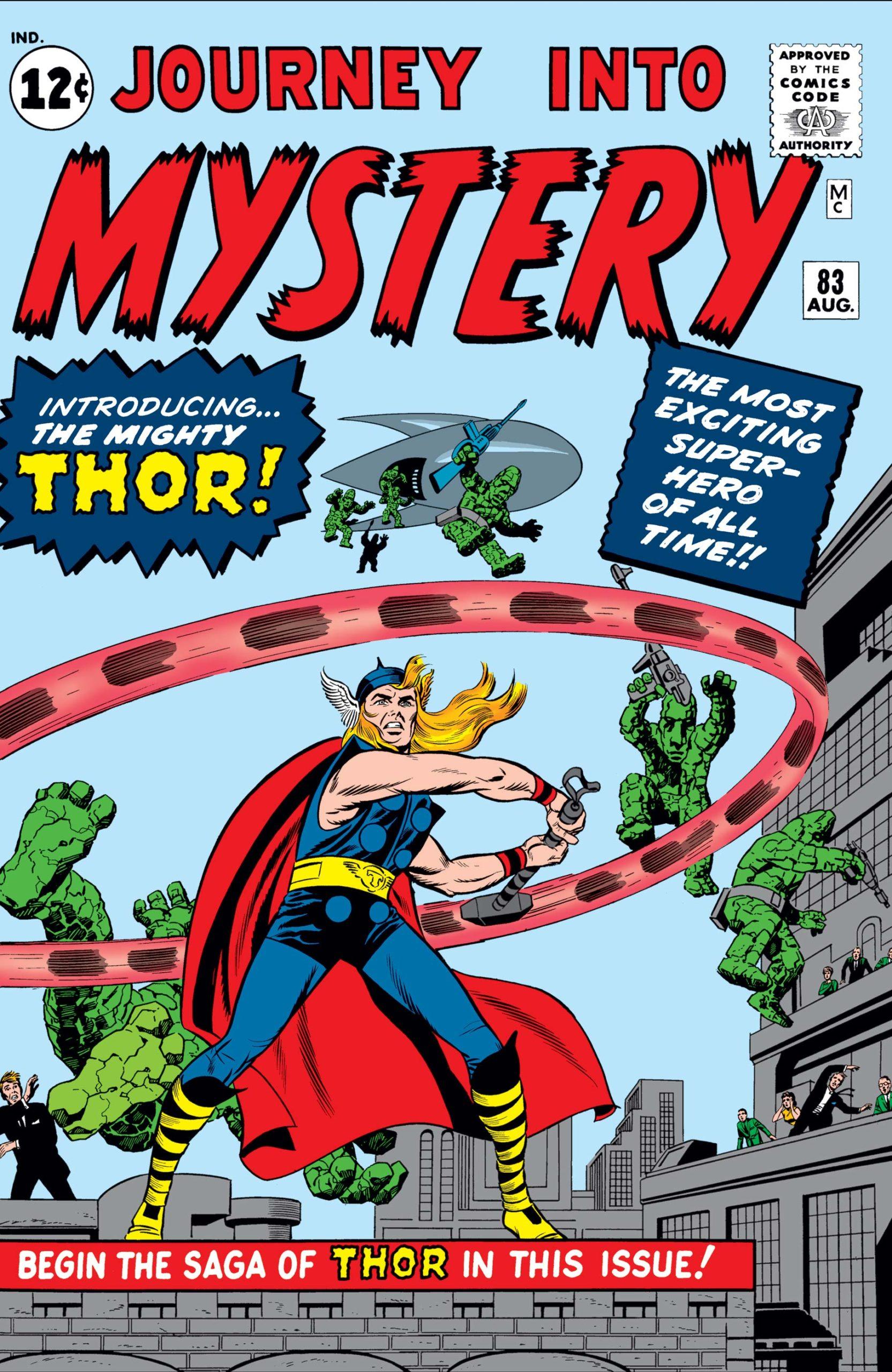 EXCELSIOR !!!! : Episode 8 : Thor