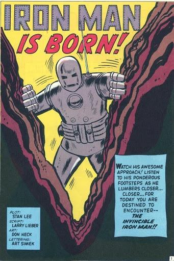 EXCELSIOR !!!! : Episode 6 : Iron man