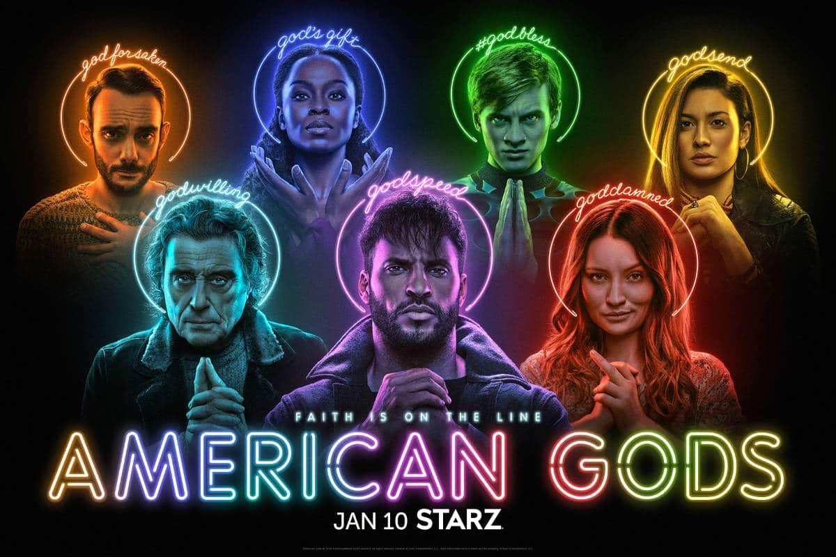 American Gods saison 3