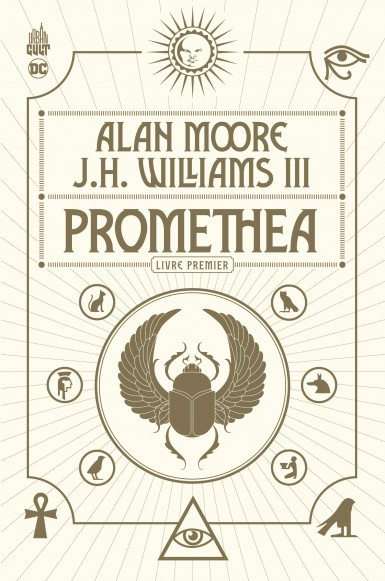 Promethea d'Alan Moore et J.H. Williams III