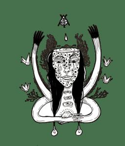 Malgré la peur d'Oceya