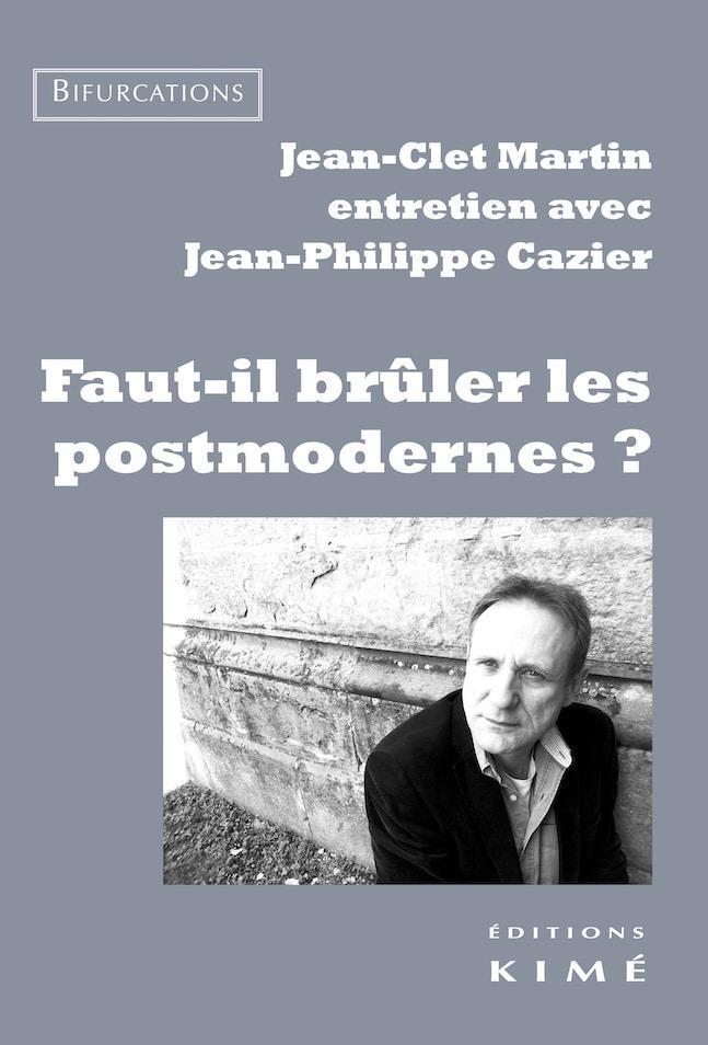Interview de Jean-Clet Martin