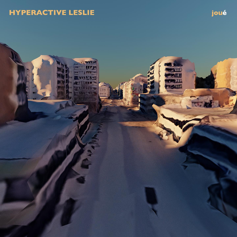 Interview d'Hyperactive Leslie