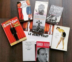 «Ca m'apprendra à dire des conneries» de Boris Vian