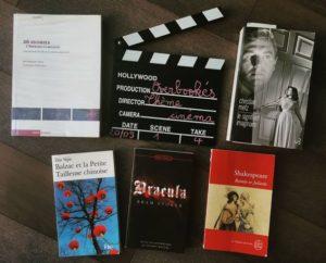 Thème cinéma, club lecture «Overbookés»