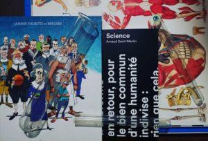 «Science» d'Arnaud St-Martin