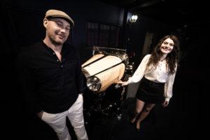 Embarquez ce vendredi avec Duosmose pour une escapade musicale tout en volutes harmoniques et poétiques