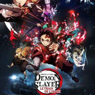 Demon Slayer : Le train de l'infini
