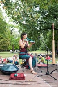 Audrey Fok Bor – Musique des traditions du monde