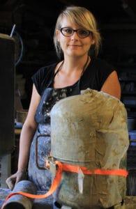 Marina ZINDY, artiste céramiste (1)