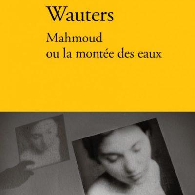 «Mahmoud ou la montée des eaux», d'Antoine Wauters